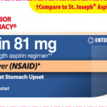 Aspirin Adult Low Strength