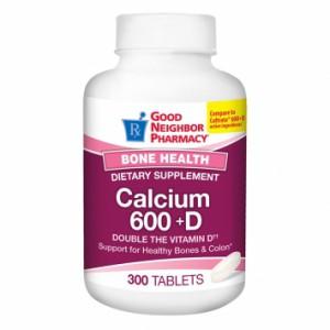 Calcium and Vitamin D Supplement