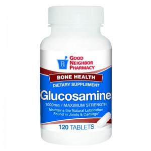 Clucosamine Chondroitin Plus MSM Triple Strength