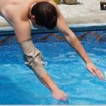 DryPro Waterproof PICC Line