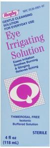 Eye Irrigating Solution