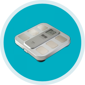 Fat Loss Monitor With Scale