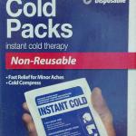 GNP Cold Packs Non-Reusable