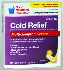 GNP Cold Relief Multi Symptom