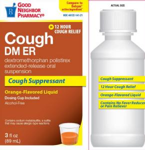 GNP Cough DM ER