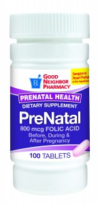 GNP Prenatal Multivitamin