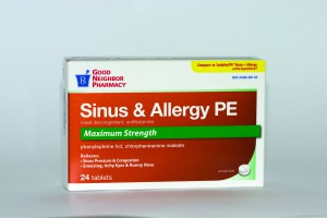 GNP Sinus and Allergy PE