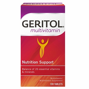 Geritol multivitamin