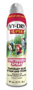 Ivy-Dry SUPER Continuous Spray Can