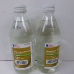 Magnesium Citrate Oral Solution - Lemon