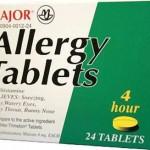 Major Allergy Tablets