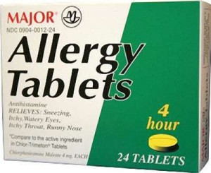 Major Allergy Tablets