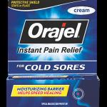 Orajel Cold Sore Cream