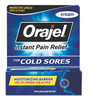 Orajel Cold Sore Cream